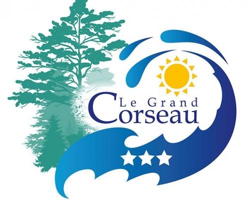 Logo Camping le Grand Corseau à la Barre-de-Monts (85)