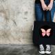 """Création du logo """"Papillon"""" avec la méthode du nombre d'or"""