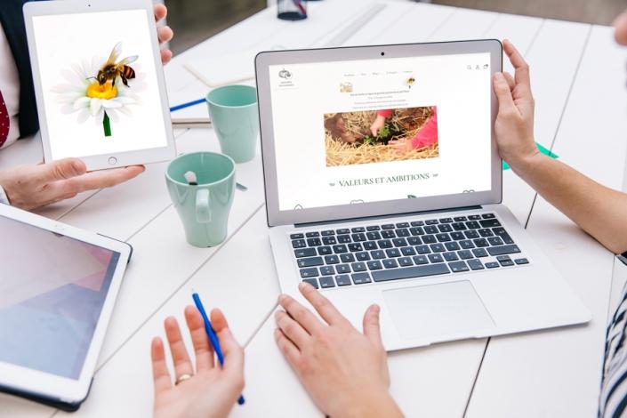 Site web Graines Paysannes